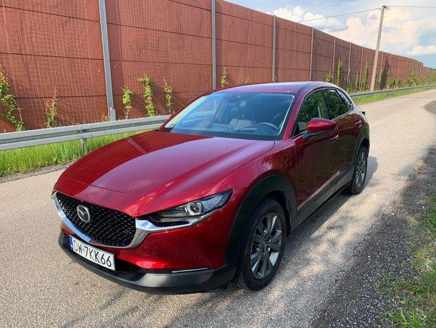 Cesja leasingu Mazda CX-30