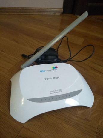 Модем + роутер TP-Link TD-W8901N