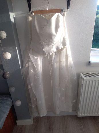 Suknia ślubna Anico rozm. 38 ecru