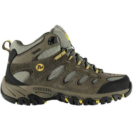 Ботинки Merrell Ridgepass GTX scarpa lowa Gore-tex Оригинал 43р 44р