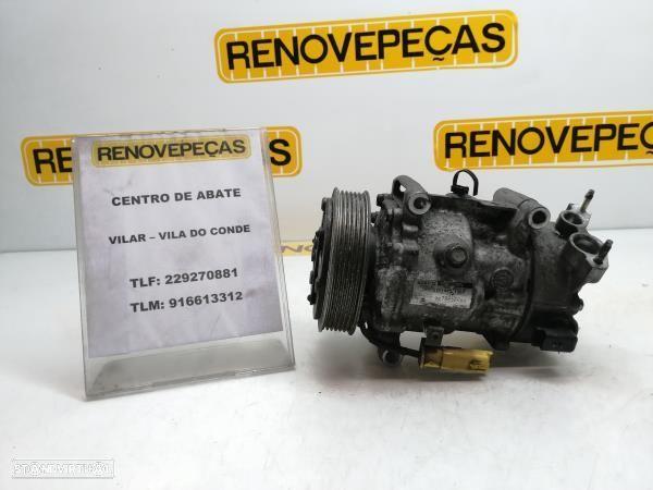 Compressor Do Ar Condicionado Citroen Berlingo (B9)