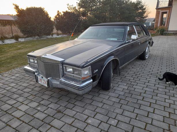 Cadillac Sevilla  4,7 benzyna suspension