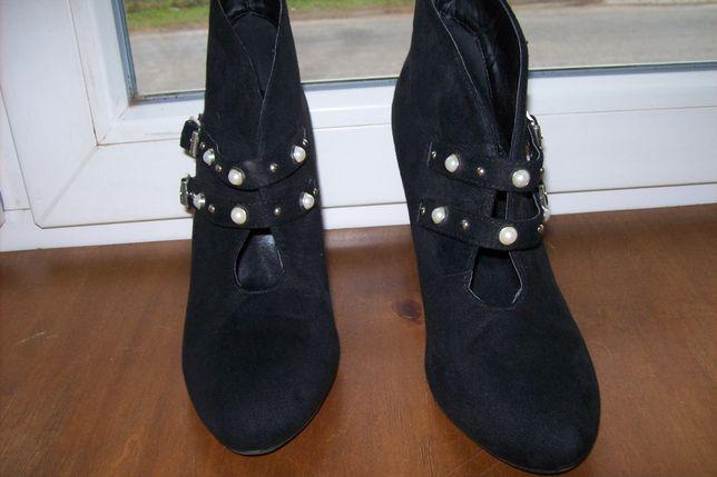 Modne buty na szpilce rozm. 40