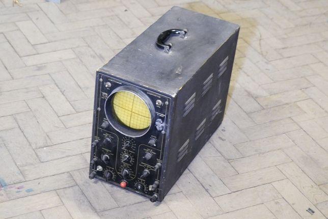 Электронный осциллограф С1-1 ЭО-7 старинный ссср