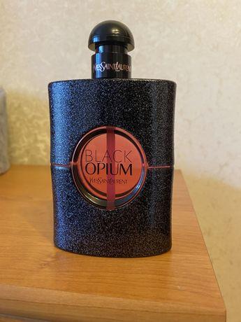 Парфюмированная вода Black Opium Neon Yves Saint Laurent 75 ml б/у