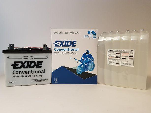 Akumulator Exide 12v 30ah U1R-11