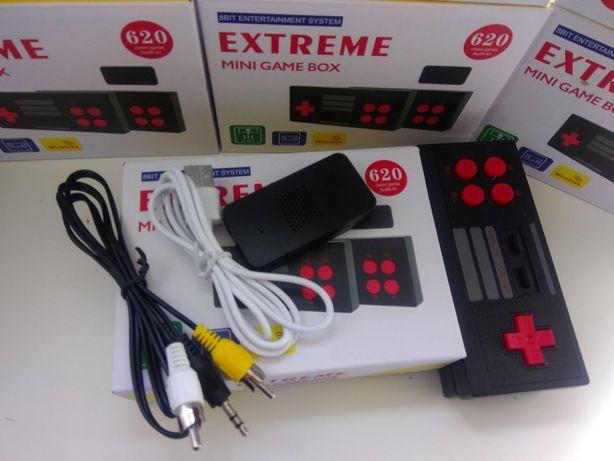 Игровая приставка для TV Dendy Data frog Y2 Pro 8 bit AV + 600 Игр