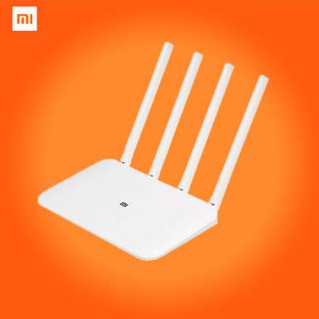 Роутер Xiaomi WiFi MiRouter 4C.Global.2,4 ГГц.Оригинал!Гарантия1540руб