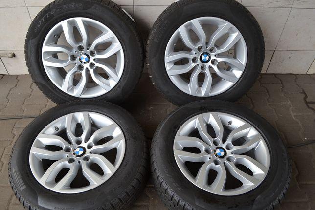 Koła Aluminiowe + czujniki BMW F25 F26 5x120 7,5J17 ET 32 nr. 1542