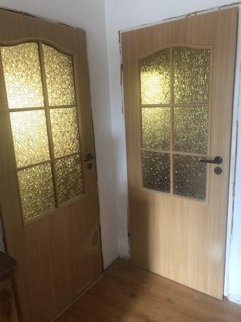 Drzwi lewe 80 dwie sztuki