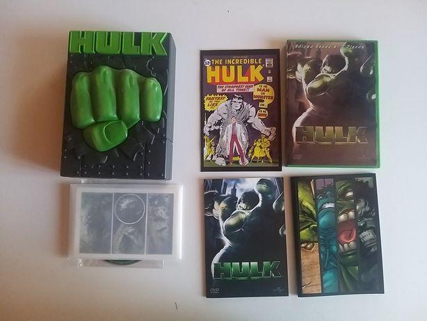 Filme Hulk edição colecionador