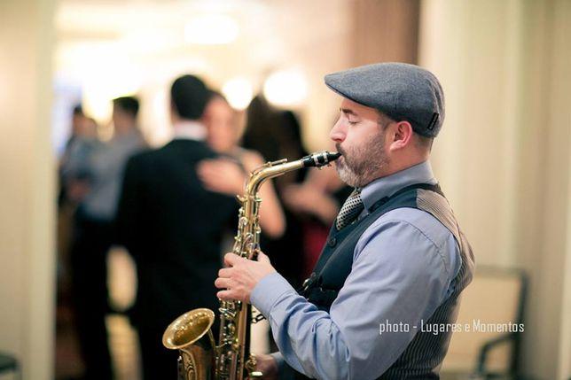 Saxofonista - Joel Pinto