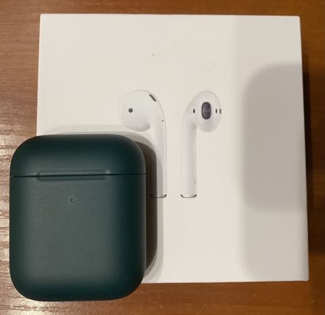 Airpods with Wireless Charging Case - ОРИГИНАЛ!!!