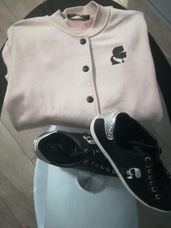 Bluza orginalna karl Lagerfeld