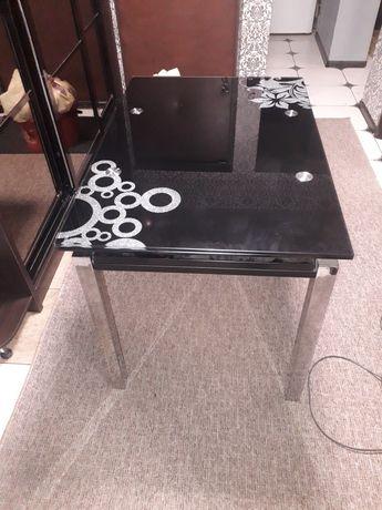 Продам стіл скляний кухонний