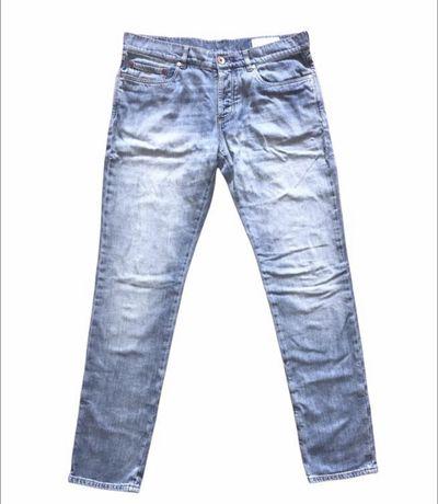 Зауженные джинсы brunello cucinelli  M-L