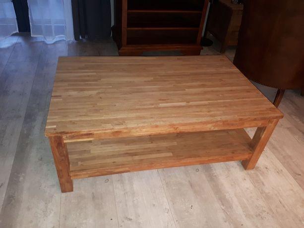 Stolik stół ława drewniana,