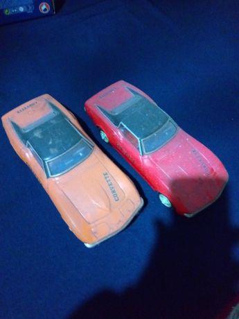 Vai uma corrida. Corvette.