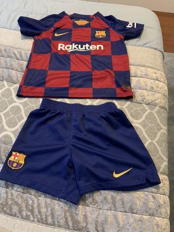 Equipamento barcelona