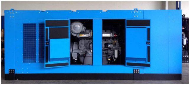 Дизель-генератор НОВЫЙ Scania 450 кВА / 360кВт, двигатель DC13 072