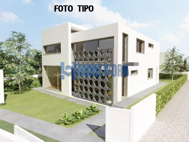 Lote de terreno para Moradia de autoconstrução – Casas de Santo Antóni