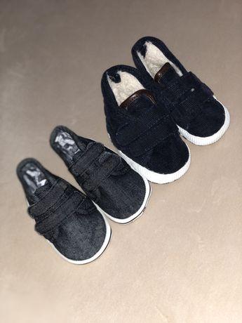 Пинетки 0-3 мес кеды тапочки кроссовки обувь