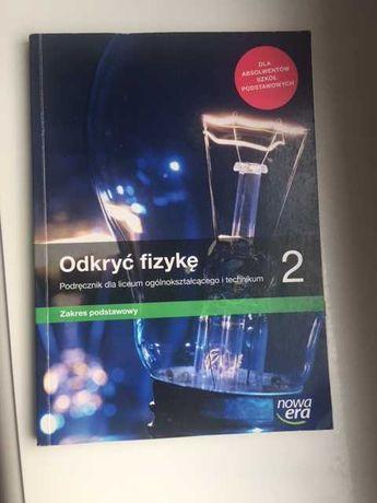 Podręcznik Odkryć fizykę 2