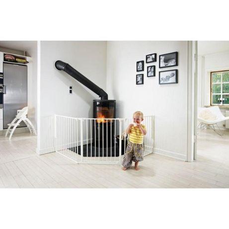 Baby Dan bramka zabezpieczająca barierka ochronna 90-146 cm