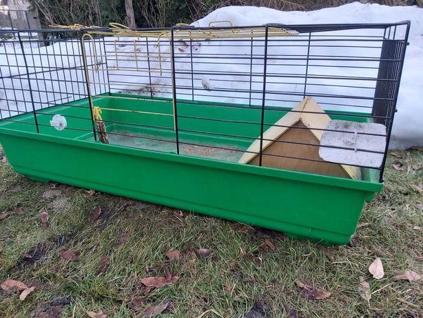 Sprzedam klatkę dla królika świnki szynszyla