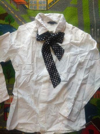 НОВАЯ, рубашка, блуза H&M, разм S+подарок рубашка (шоколад)