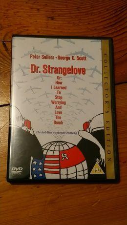 Dr. Strangelove Kubrick DVD