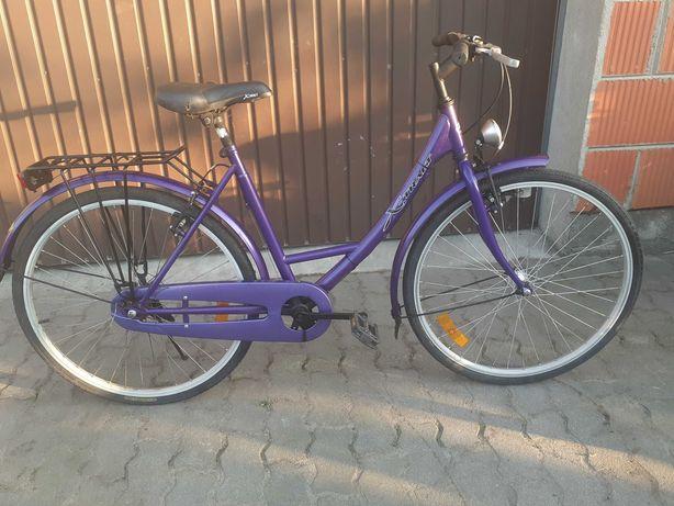 Rower bez biegów