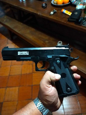 Vendo arma de chumbos