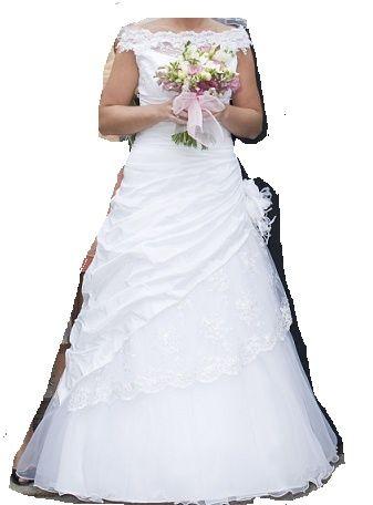 Suknia ślubna rozmiar s