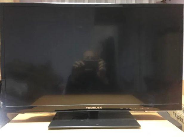 Продам телевизор на запчасти.TEDELEX модель KL32AS528.
