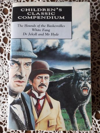 "Childrens classic compendium. ""The Hounds of the Baskervilles... ""."