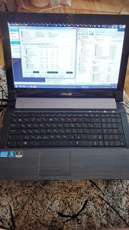 Asus N53SV, core i5, ssd, 8гб ОЗУ, игровой ноутбук асус 15,6 дюймов