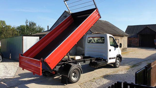 Wywrotka kiper nowy gotowy do odbioru Renault Mascott 360x210cm