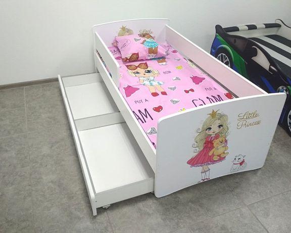 Детская кровать!Бесплатная доставка новой почтой!