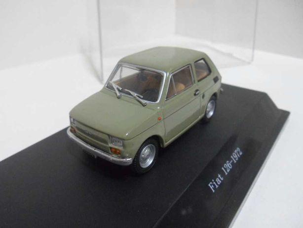 StarLine 1/43  Fiat 126 Ano  1972