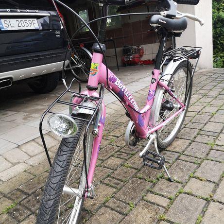 rower damski