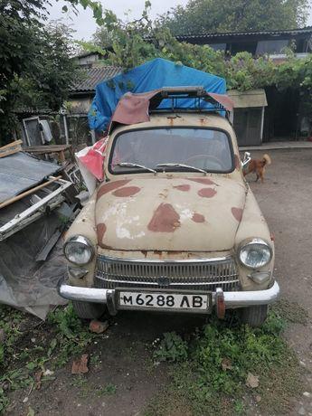 Автомобіль ЗАЗ 965
