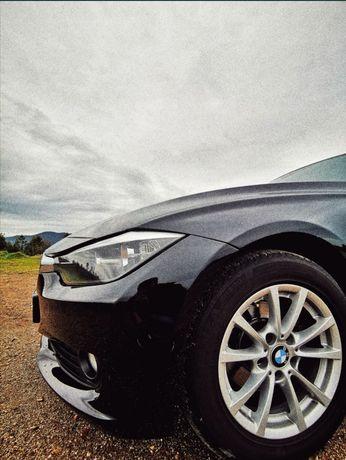 Jantes BMW originais 16' 5x120 (com pneus)