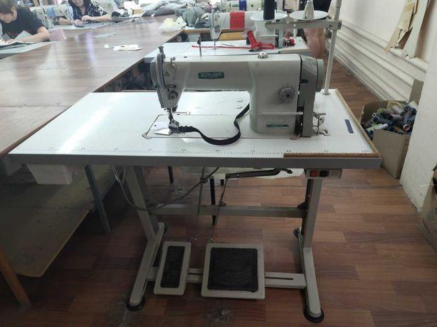 Продам прямострочную швейную машину Siruba