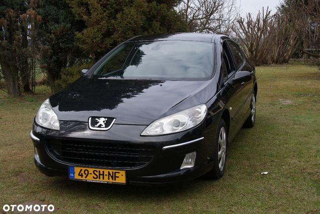 Peugeot 407 1.8 16V Benzyna zadbanhy oryginał km gwarancja !