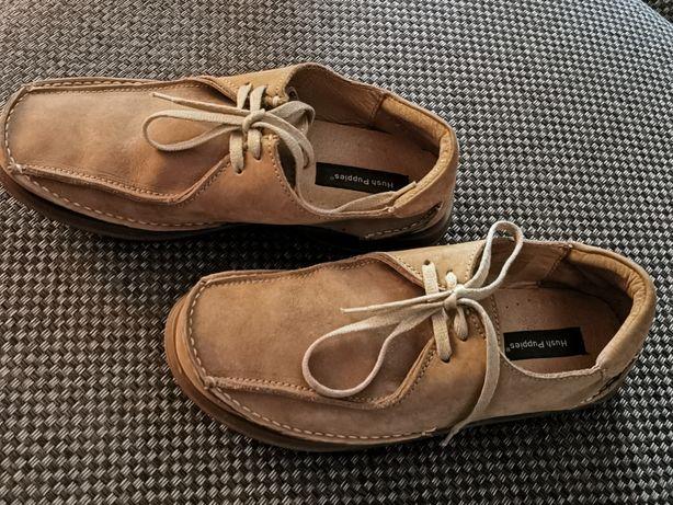 Кожаные туфли Hush Pupiies