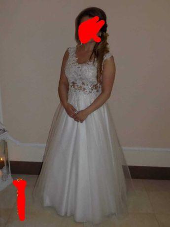 Suknia ślubna dla niskiej osoby