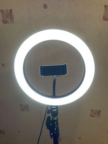 Кольцевая лампа для Блогера