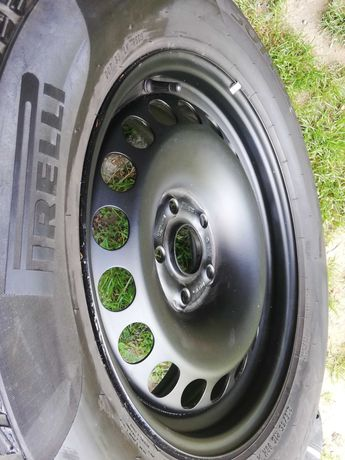 Nowe felgi + Opony zimowe VW Sharan, Tiguan