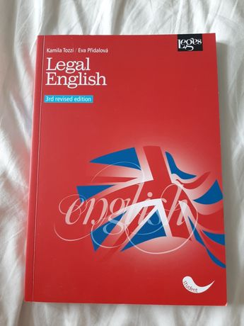 Legal English юридична англійська